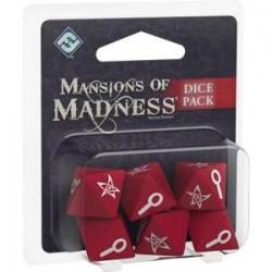 Posiadłość Szaleństwa (2 ed): Zestaw Kości Mansions of Madness