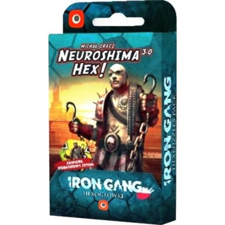 Neuroshima HEX:ron Gang Hexogłówki