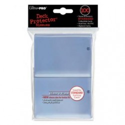 Deck Protector Solid Clear 100 Standard (66mm x 91mm)