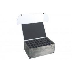 MEGA BOX na 144 modele na podstawkach 32 mm (NOWE) Safe & Sound