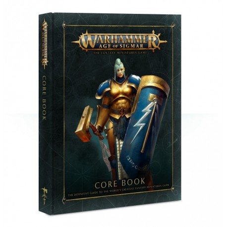 Warhammer: Age Of Sigmar Core Book (English) 2nd Edition