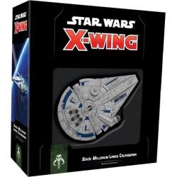 Sokół Millenium Lando Calrissiana - Star Wars: X-Wing (druga edycja)