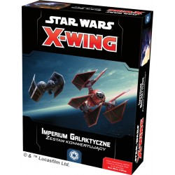 Imperium Galaktyczne - Zestaw konwertujący Star Wars: X-Wing