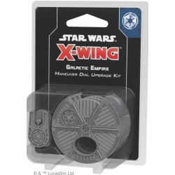 Galactic Empire Maneuver Dial Upgrade Kit - Star Wars: X-Wing (druga edycja)