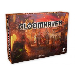 Gloomhaven 2nd edition (druga edycja)