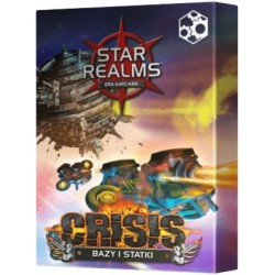 Star Realms: Crisis - Bazy i Statki PL