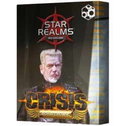 Star Realms: Crisis - Bohaterowie PL