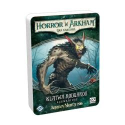 Horror w Arkham LCG: Klątwa Rougarou DnŻ - Scenariusz