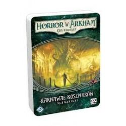 Horror w Arkham LCG: Karnawał Koszmarów DnŻ - Scenariusz