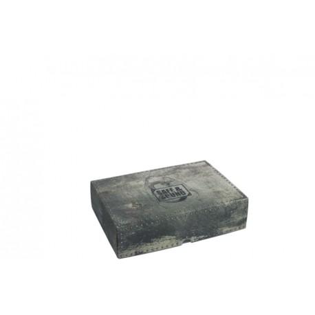 Pudełko XL z piankami raster Safe & Sound