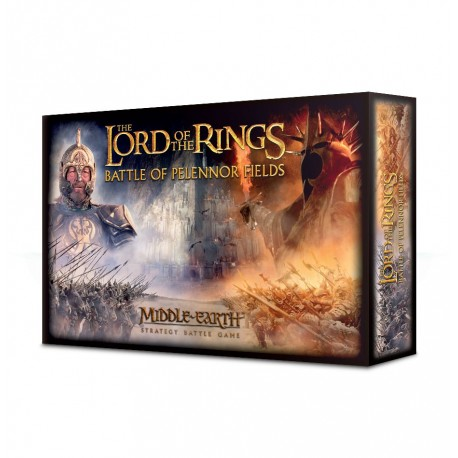 The Lord Of The Rings Battle Of Pelennor Fields