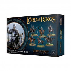 The Lord Of The Rings: Knights Of Minas Tirith