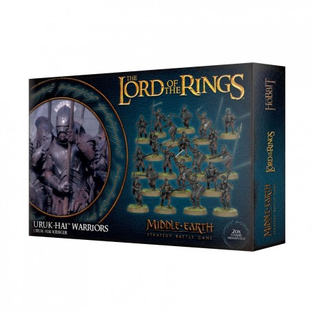 The Lord Of The Rings: Uruk-Hai Warriors