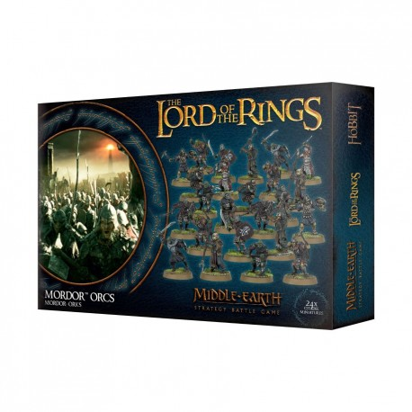 The Lord Of The Rings: Mordor Orcs