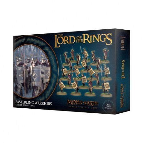 The Lord Of The Rings: Easterling Warriors