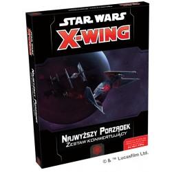 Najwyższy Porządek - Zestaw konwertujący Star Wars: X-Wing (druga edycja)