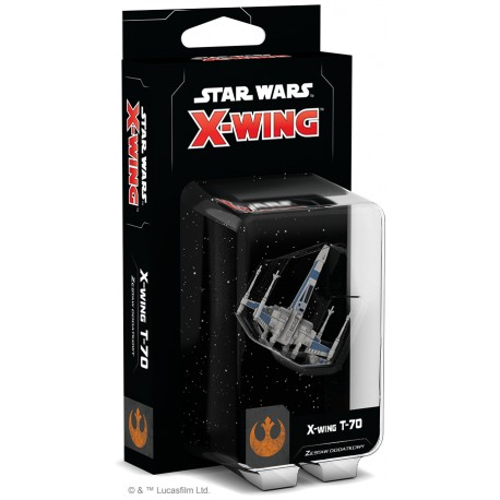 X-wing T-70 Star Wars: X-Wing (druga edycja)