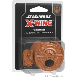 First Order Maneuver Dial Upgrade Kit Star Wars: X-Wing (druga edycja)