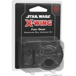 First Order Maneuver Dial Upgrade Kit Wars: X-Wing (druga edycja)