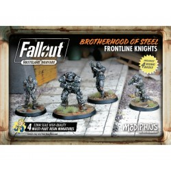 Fallout: Wasteland Warfare - Brotherhood of Steel Frontline Knights