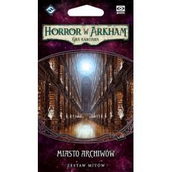 Horror w Arkham LCG: Miasto Archiwów
