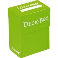 Deck Box Lime Green/Limonkowy