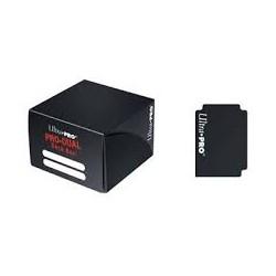 Pudełko na karty Deck Box 180+ PRO DUAL BLACK/CZARNE