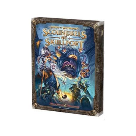 D&D: Lords of Waterdeep:  Scoundrels of Skullport