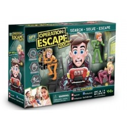 Operacja: Escape Room Junior