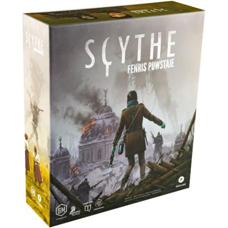 Scythe: Fenris powstaje