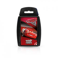 Top Trumps: Auta3 (Cars2)