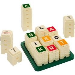 Mattel Scrabble Towers