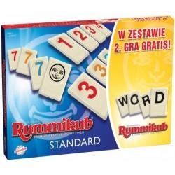 Rummikub 2w1: Standard i Word