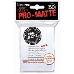 Deck Protector Pro-Matte White/Biały 50 (66x91mm) standard