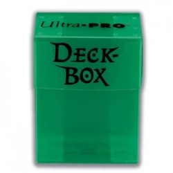 Deck Box Green/Zielony