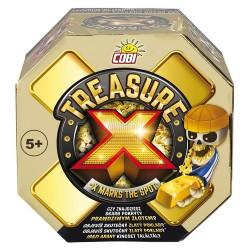 TreasureX, zestaw niespodzianka Cobi