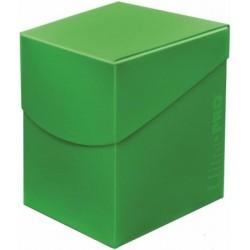 Ultra Pro 100+ Lime Green/Zielony Limonka Deck Box