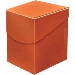 Ultra Pro 100+ Pumpkin Orange/Pomarańczowy Deck Box