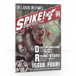Blood Bowl: Spike! The Fantasy Football Journal - Issue 4