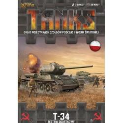 TANKS: Soviet T-34 Tank Expansion