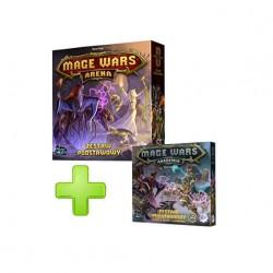 Zestaw Mage Wars Arena +Akademia