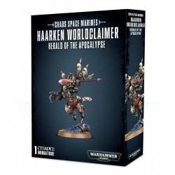 Haarken Worldclaimer, Herald of the Apocalypse