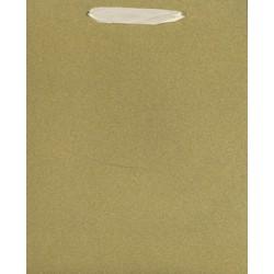 Torebka lux duża złota, srebna ( 16x33cm)