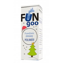 FUN goo - Prawdziwie zimowy polimer!