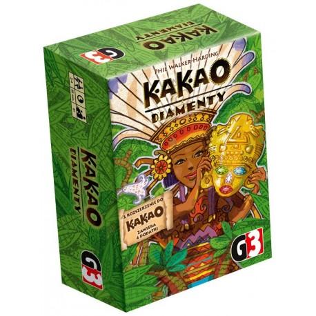 Kakao - Diamenty drugie rozszerzenie