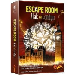 Escape Room Atak na Londyn, Fox Games