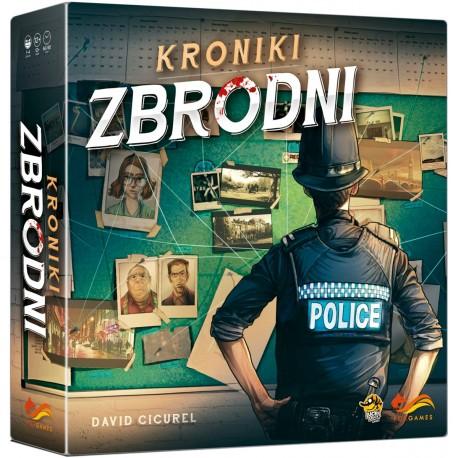 Kroniki Zbrodni, Fox Games