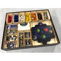 Geekmod Insert pasujący do gry Projekt Gaja