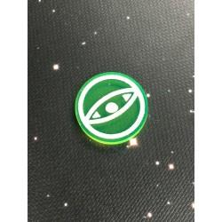 Zestaw żetonów skupienia pasujących do gry X-Wing (5szt), Geekmod