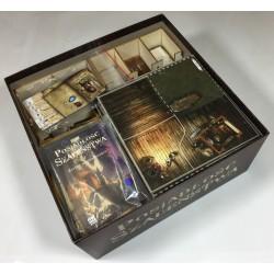Geekmod Insert pasujący do gry Posiadłość Szaleństwa 2 edycja
